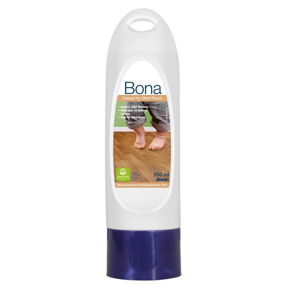 Bona Cleaner для масляных полов. Картридж 0,85 л.